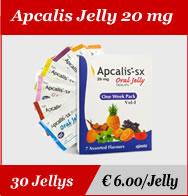 Apcalis Jelly 20 mg
