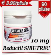 Reductil Sibutrec 10 mg